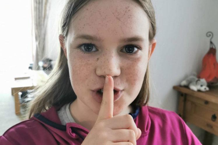 Christ Church Primary sponsored silence